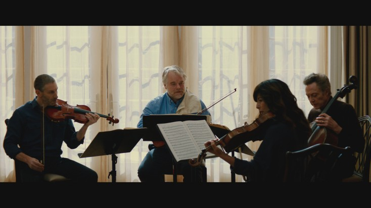 'A Late Quartet' Boasts Virtuoso Performances