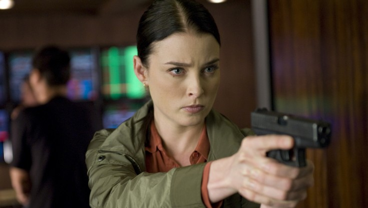 EXCLUSIVE: Rachel Nichols is on the Case in 'Alex Cross'