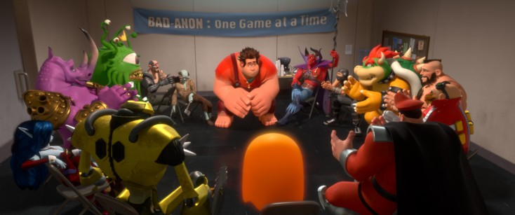 John C. Reilly Took Animated Role to Heart in 'Wreck-It Ralph'