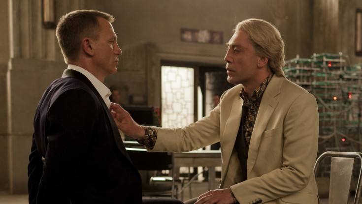 'Skyfall' Takes 007 Forward Into His Past