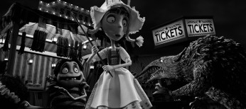 Tim Burton Reanimates his 'Frankenweenie' Classic – 3 Photos