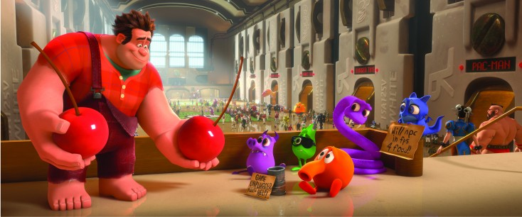 Disney's 'Wreck-It Ralph' Is a Winner – 2 Photos