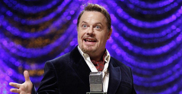 Eddie Izzard Talks 'Dick,' 'Munsters'
