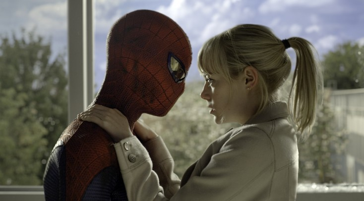 'The Amazing Spider-Man' Swings Into Stores November 9 – 4 Photos