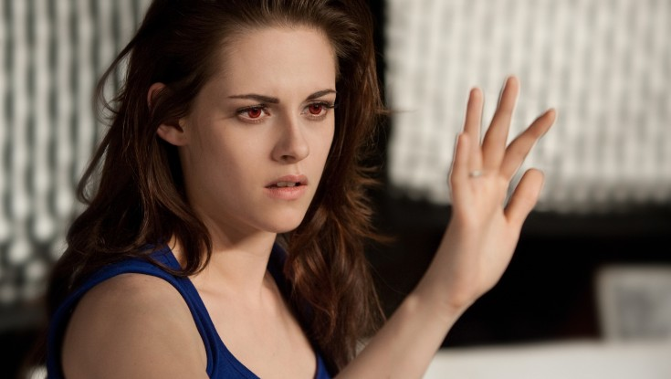 Kristen Stewart on 'Breaking Dawn' Finale