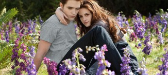 Kristen Stewart on 'Breaking Dawn' Finale – 4 Photos