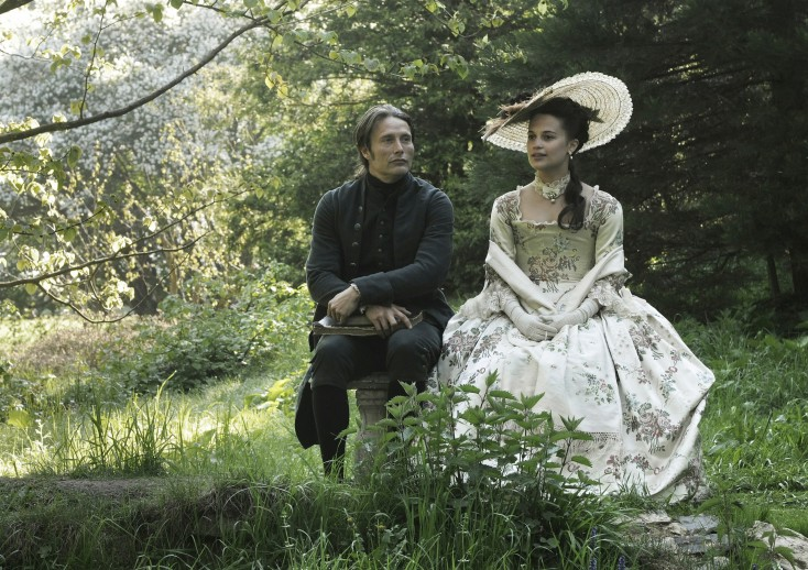Danish Delight: Nikolaj Arcel Talks 'A Royal Affair' – 3 Photos