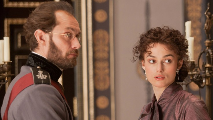 Knightley Stars in Wright's Audacious 'Anna Karenina' – 3 Photos