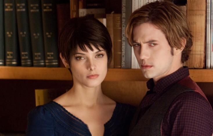 EXCLUSIVE: Ashley Greene Ponders 'Breaking Dawn, Part 2' Finale