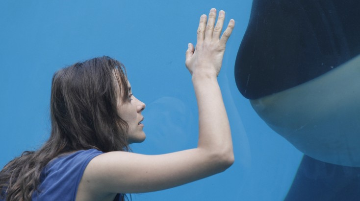 Marion Cotillard Surfaces with 'Rust and Bone'