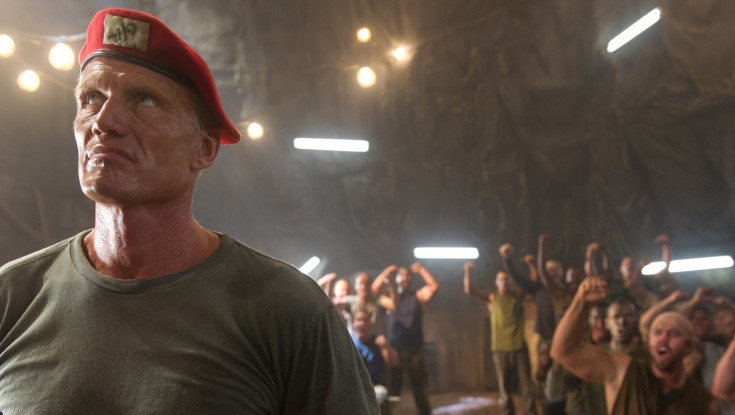 Dolph Lundgren Returns for Duty in Fourth 'Universal Soldier'