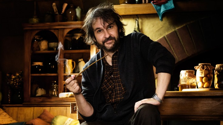 Peter Jackson's Hard 'Hobbit' to Break – 4 Photos