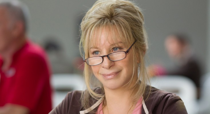 Barbra Streisand Embarks on 'Guilt Trip'