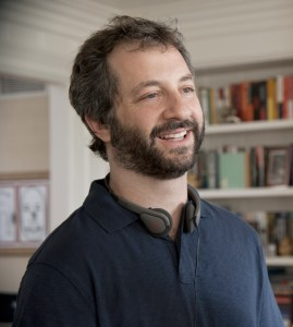 "Writer/director JUDD APATOW on the set of ""This Is 40"" ©Universal Studios. CR: Suzanne Hanover."