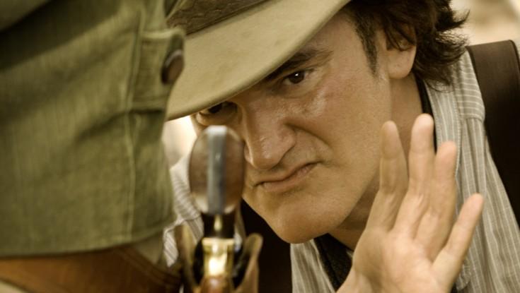 Tarantino Triumphs With 'Django Unchained'