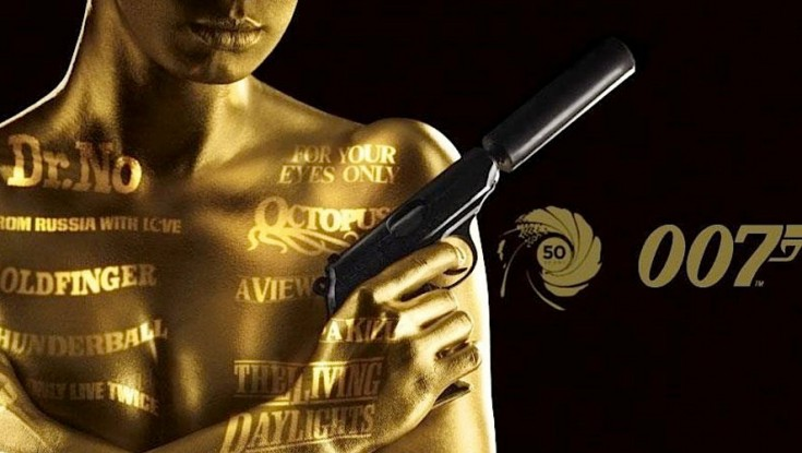 James Bond Will be Feted at Oscars