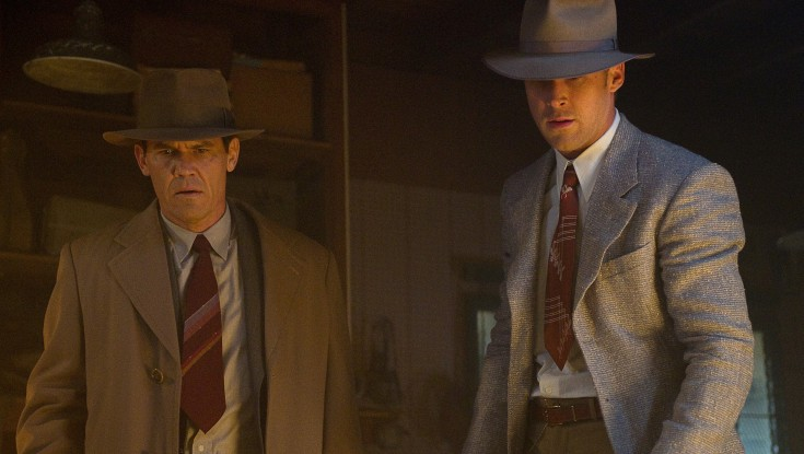 Josh Brolin Back on the Beat in 'Gangster Squad' – 3 Photos