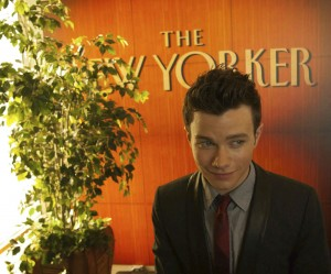 "Chris Colfer in ""Struck by Lighting."" ©Tribeca Film."