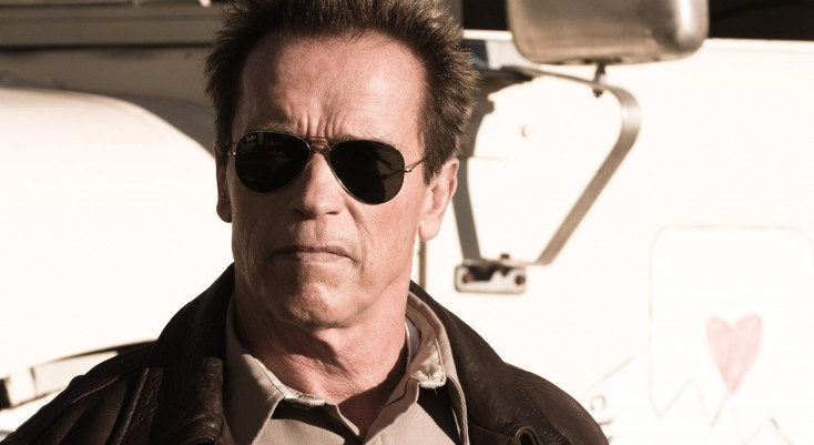 Schwarzenegger Makes 'Last Stand'