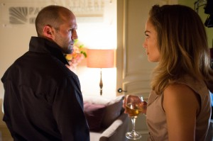 "Jason Statham and Jennifer Lopez are unlikely partners in crime in ""Parker"" © 2012 FilmDistrict. CR: Jack English."