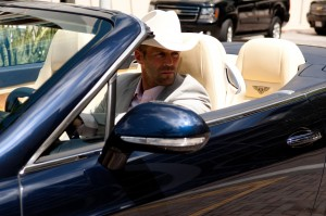 "Jason Statham stars in ""Parker."" ©Film District. CR: Jack English."