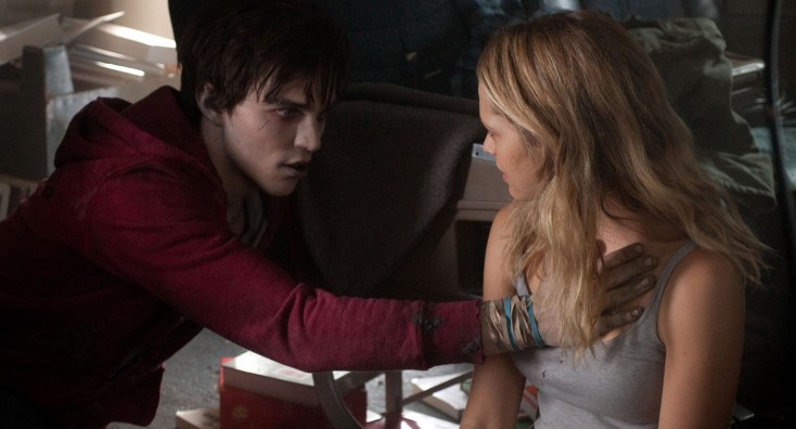 Getting Warmer: Nicholas Hoult Plays Lovestruck Zombie in New Movie – 4 Photos