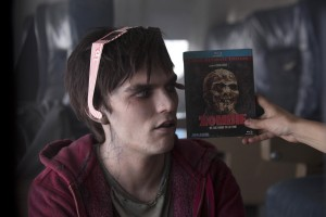 "NICHOLAS HOULT is a zombie in ""WARM BODIES."" ©Summit Entertainment. CR: Jan Thijs.."