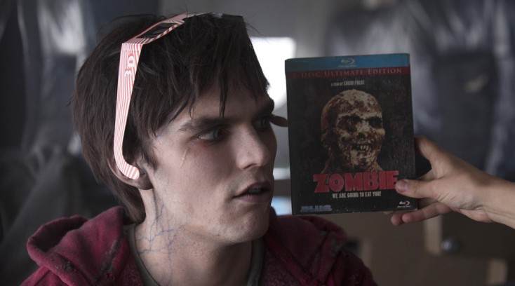 Getting Warmer: Nicholas Hoult Plays Lovestruck Zombie in New Movie