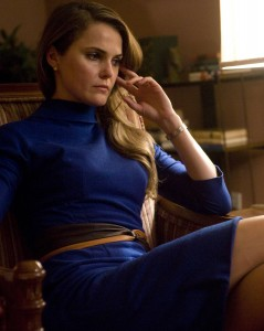 "Keri Russell as Elizabeth Jennings in ""THE AMERICANS."" ©Jeff Neira/FX"