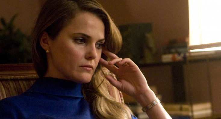 Keri Russell Says 'Da' to 'The Americans' – 3 Photos