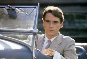 "jeremy Irons in 'Brideshead Revisted."" ©ITV/Rex  Features."