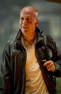"Bruce Willis returns as iconoclastic cop John McClane in ""A GOOD DAY TO DIE HARD."" ©Frank Masi/20th Century Fox."