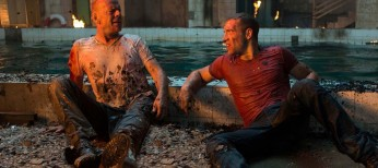 Father-Son Fifth 'Die Hard' Flatlines