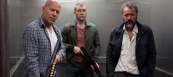Bruce Willis Takes John McClane Abroad – 3 Photos