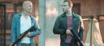 Bruce Willis Takes John McClane Abroad