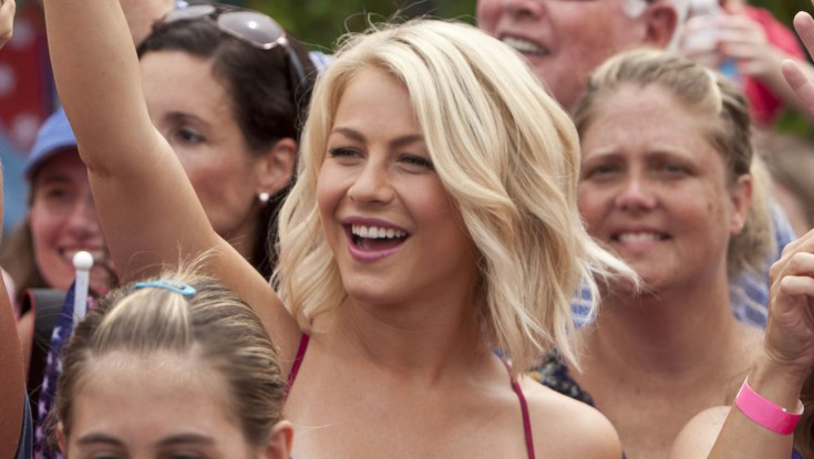 Sparks Ignite Between Josh Duhamel and Julianne Hough – 4 Photos
