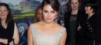 Mila Kunis Takes a Trip to 'Oz' – 3 Photos
