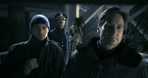 "DAVID DUCHOVNY (right) stars in ""PHANTOM."" ©Phantom/RCR Distribution."