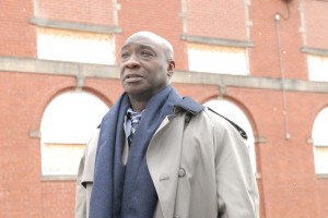 "Michael Clarke Duncan stars in ""A Resurrection."" ©Archstone Distibution."