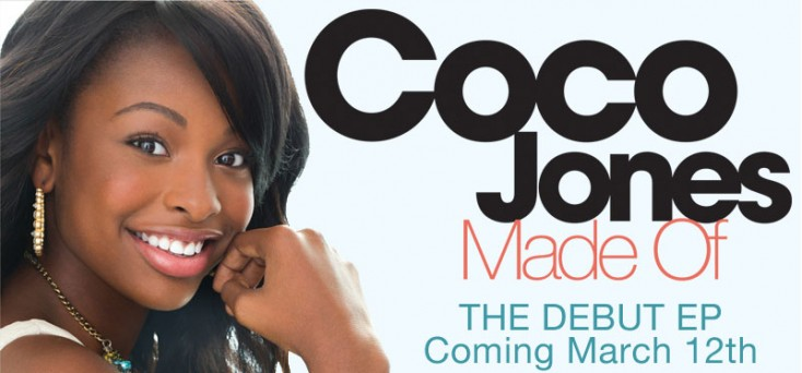 "Coco Jones premiere new EP ""Made Of"""