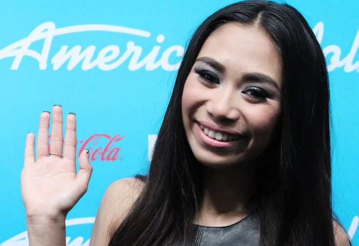 "Jessica Sanchez feels blessed returning to ""American Idol"" stage"
