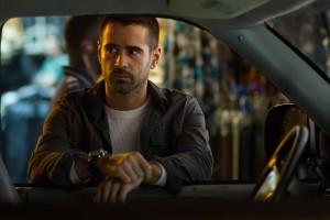 """Colin Farrell stars in Niels Arden Oplev's """"DEAD MAN DOWN."""" ©John Baer."""