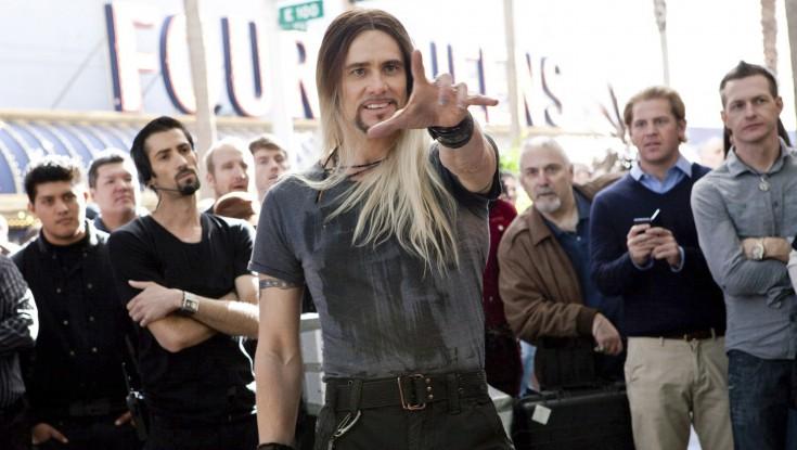Carrey Conjures Mean Magician in 'Burt Wonderstone'