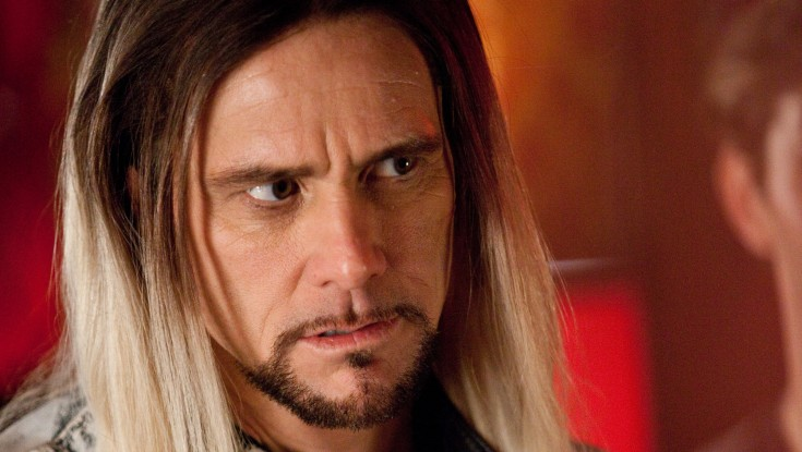 Carrey Conjures Mean Magician in 'Burt Wonderstone' – 4 Photos
