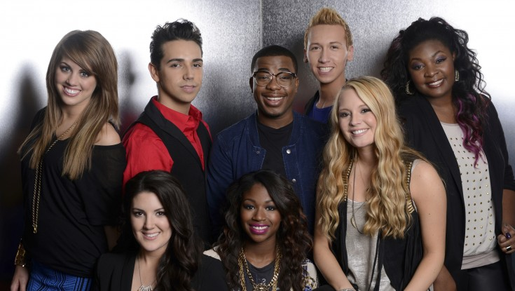 'Idol' Top 8 Takes on Motown and Each Other