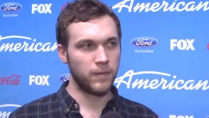 Video Interview: Phillip Phillips return to 'American Idol'