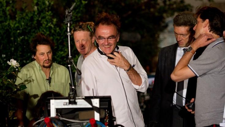 Danny Boyle Explores Hypnotism in 'Trance' – 4 Photos
