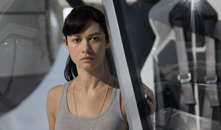 'Oblivion' Star Olga Kurylenko is No Stranger to Action Genre