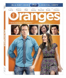 """The Oranges"" (Blu-Ray / DVD Art). ©20th Century Fox Home Entertainment."
