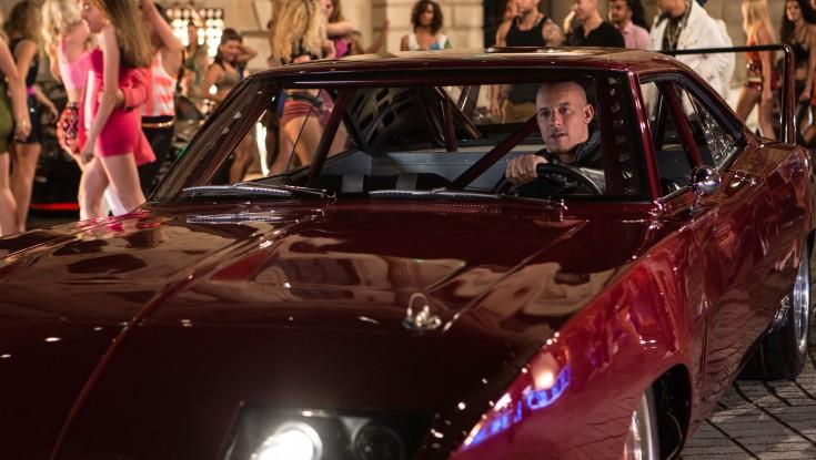 'Fast & Furious 6' Is Frantic Fun